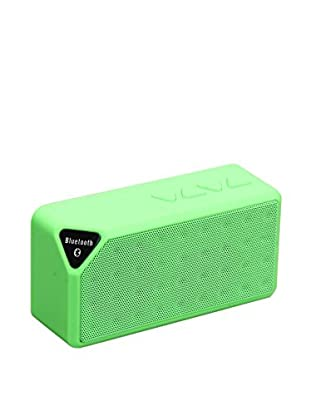 iPM Icon Bluetooth Speaker, Green
