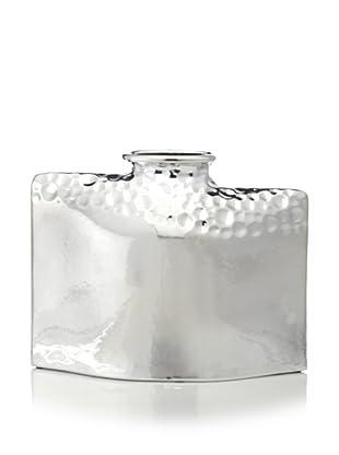 Pacific Décor Large Droplet Vase (Deep Silver)