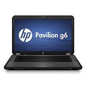 HP Pavilion g6-1318AX 15.6-inch Laptop (Charcoal Grey) without Laptop Bag