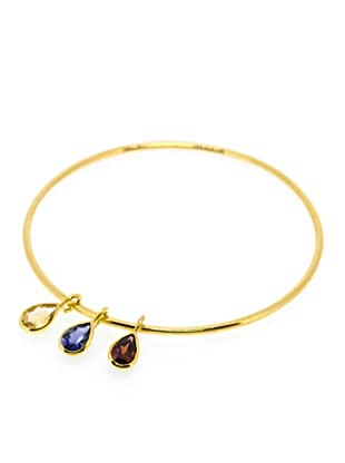 Melin Paris Pulsera   Citrina, Granate