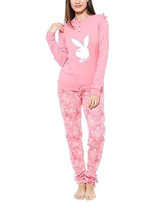 Play Boy Nightwear Pyjama Cute Girl Cozy Nights