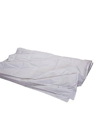 Don Algodón Relleno Nórdico Fibra 125 g Convertible en Dúo (Blanco)