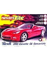 Revell 1:25 '05 Corvette C6 Convertible