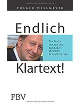 Endlich Klartext: Ein Blick  Hinter Die  Kulissen  Unseres  Finanzsystems