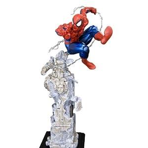 【クリックで詳細表示】the AMAZING SPIDERMAN ファインアートスタチュー スパイダーマン アンリーシュド (1/6スケール コールドキャスト塗装済み完成品)