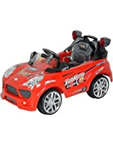 Toy House RC Ride On Rally Car