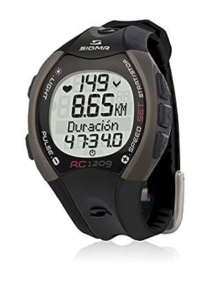 Sigma Sport Herzfrequenzmessgerät Rc1209 Black schwarz