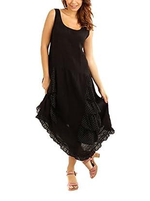 MAISON DU LIN Kleid Torino