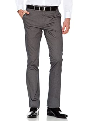 Dockers Pantalón Ajustado (gris oscuro)