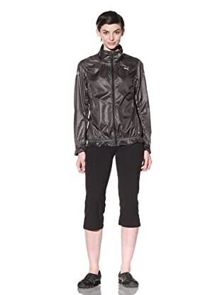 PUMA Women's Lightweight Running Jacket (Black/Solid)