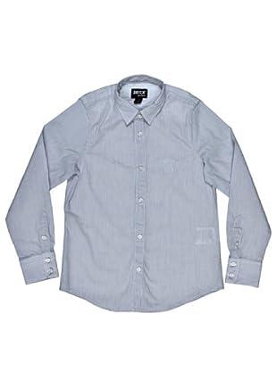Datch Dudes Camisa Lauderdale (Blanco / Azul)