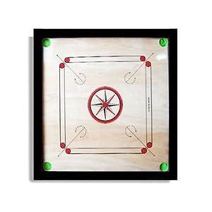 Liana Healthcare 26x26 inch Carrom Board