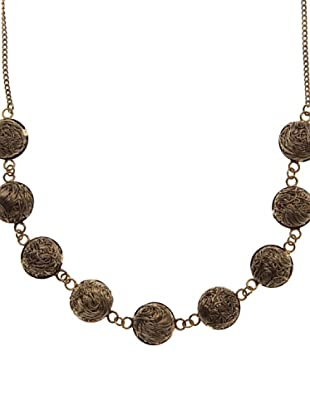 Sigris Collar Madejas (Dorado Viejo)