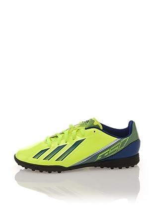 adidas Zapatillas Football F5 TRX TF (Amarillo / Azul)