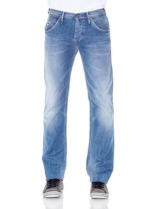 Pepe Jeans London Vaquero Hoxton (Azul Claro)