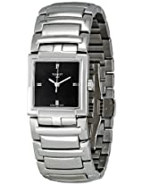 Tissot Analog Black Dial Women's Watch - T051.310.11.051.00