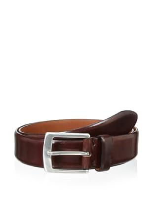 Bosca Men's Heritage Belt (Dark Brown)