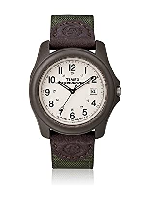 TIMEX Reloj de cuarzo Man Expedition Camper Verde 39 mm