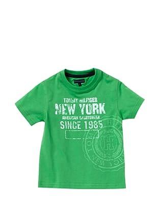 Tommy Hilfiger Camiseta (Verde)
