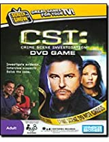 CSI Dvd Game