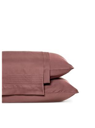 Nine Space 100% Organic Cotton Sheet Set (Purple)