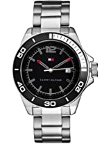 Tommy Hilfiger Analog Black Dial Men's Watch - NTH1790932J