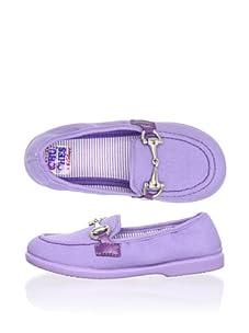 Chuches Kid's Moccasin (Purple)