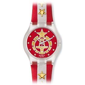 swatch (スウォッチ) 腕時計 007 VILLAIN COLLECTION ゲオルギ・コスコフ - リビング・デイライツ SUJK139