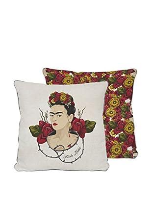 ReallyNiceThings Cojín Frida Roses