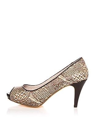 Cortefiel Zapatos Peep Toe
