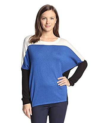 Romeo & Juliet Couture Women's Colorblock Sweater