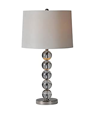 Monaco Lamp, Crystal