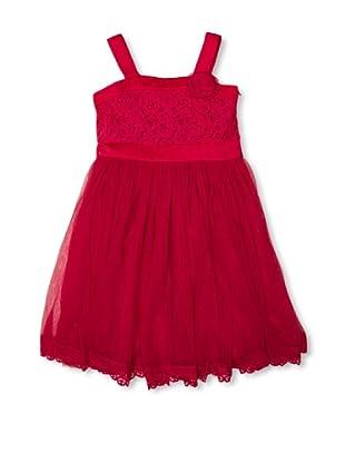 Pumpkin Patch Vestido Tulle (Rojo)