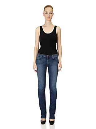 J Brand Jeans Mid Rise Straight (Moxie)