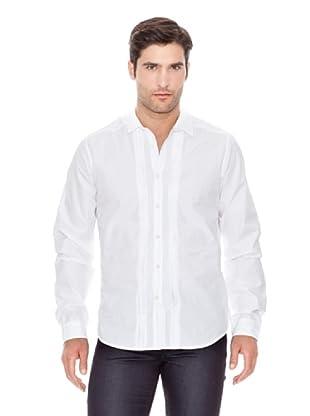 Calvin Klein Jeans Camisa M / L (Blanco)