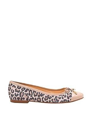 Cortefiel Bailarina Mancha Leopardo (Print Animal)