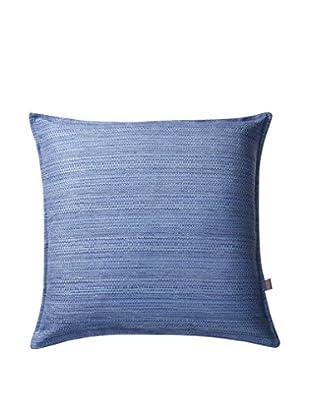 Belle Époque Serenity Decorative Pillow, Brilliant Blue