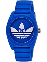 Adidas Santiago Analog Blue Dial Unisex Watch - ADH6169