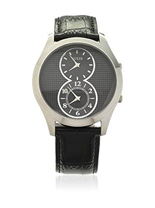 Guess Reloj de cuarzo Man W0376G1 Plateado / Negro