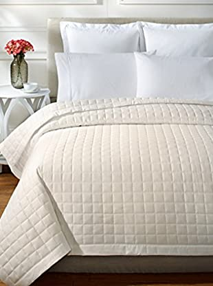 Belle Époque 700 Thread Count Quilted Coverlet