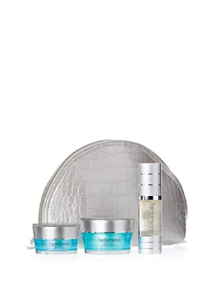 Hyaluronce Nachtpflege-Set2: Moist. Recharge 50ml +Active Serum 30ml + Eye Cream Intensive Lift 15ml