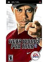 Tiger Woods PGA Tour 05- Sony PSP