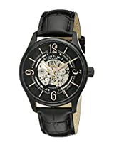 Stuhrling Original Analog Black Dial Men's Watch - 992.02