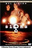 サイン M・ナイト・シャマラン メルギブソン DVD 2002年
