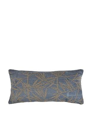Kevin O'Brien Studio Bamboo Woven Jacquard Pillow