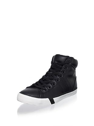 PRO-Keds Men's Royal Plus Hi Sneaker (Black)
