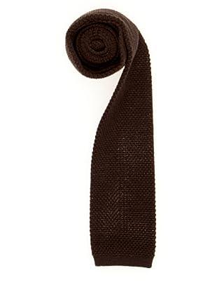 Cortefiel Krawatte (Braun)