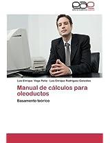 Manual de Calculos Para Oleoductos