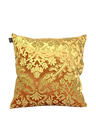 Gold Boho Pillow, Gold