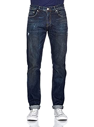 LTB Jeans Vaquero Diego (Azul Oscuro Used)